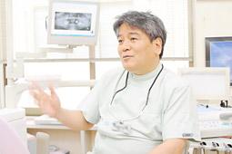 白井歯科クリニックの選択-可能な限り「削らない」治療