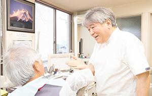 「歯の神経を残す」治療